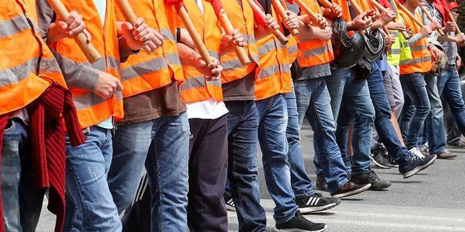 İzmit'teki dev fabrikada grev sesleri!