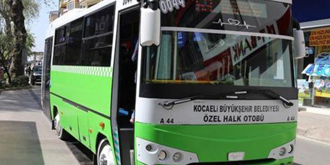 Otobüslerde yeni ücretsiz aktarmalar