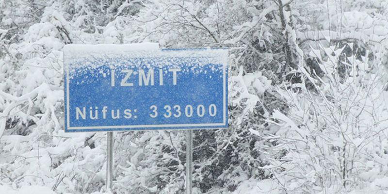 Meteoroloji uyardı! Kar kapıya dayanacak