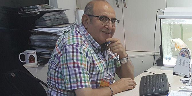 Ahmet Sezgin'in acı kaybı