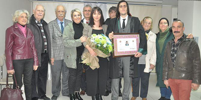Baroya 5 genç avukat daha