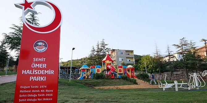 Körfez'in güvenli parkları