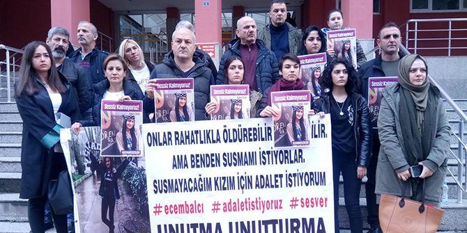Ecem Balcı davasında olay çıktı