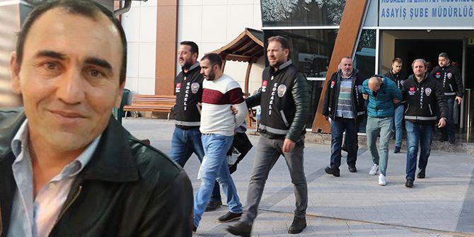 6 bin TL için öldürülen şahsın 2 katil zanlısı tutuklandı