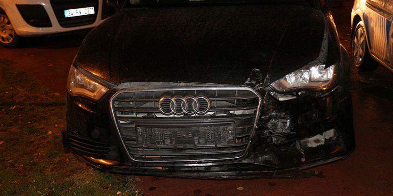 Kent merkezinde kaza: 1 yaralı
