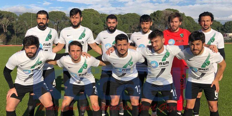 Kocaelispor, ilk provada mağlup: 0-2