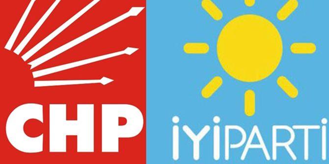 CHP ile İYİ Parti bir türlü anlaşamıyor