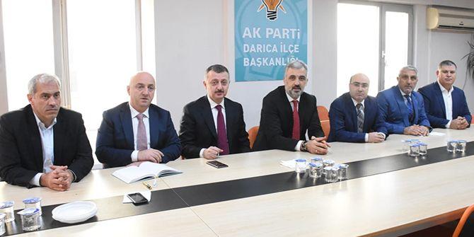 AK Parti'de meclis üyelikleri için mülakatlar başladı