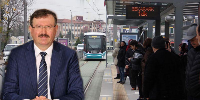 Akçaray Tramvay Hattı genişliyor