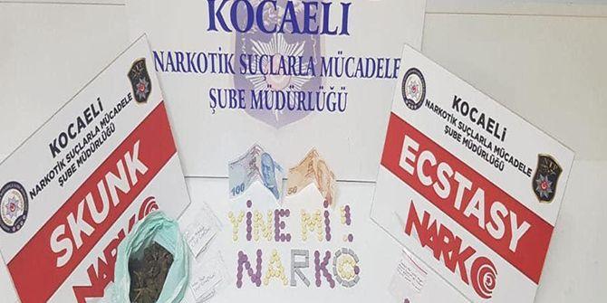Kocaeli'de torbacılara operasyon: 3 tutuklama