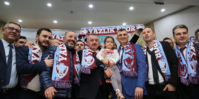 AK Parti Gölcük'te Yıldırım coşkusu