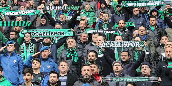 Kocaelispor yine PFDK'ya sevk edildi