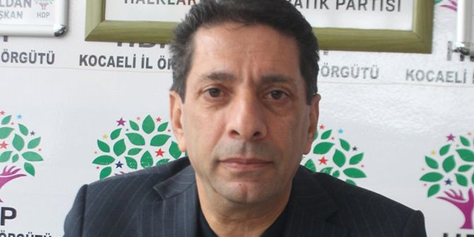 HDP İl Başkanı Işık açıkladı: 'CHP ile masaya oturduk'