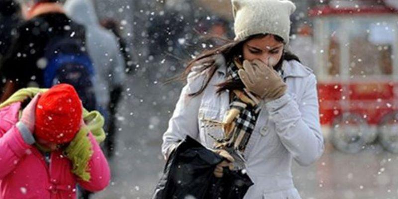 Soğuk havalar geri geliyor