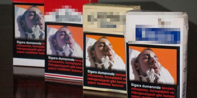 Resmen açıklandı! Sigara paketine yeni düzenleme