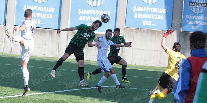 Kocaelispor büyük fırsatı kaçırdı: 1-1