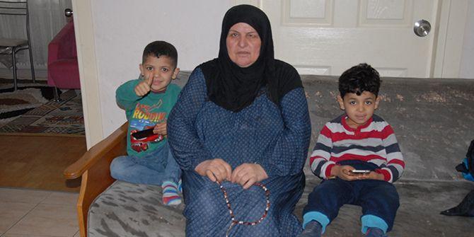 Suriyeli öksüz 3 kardeşe yardım eli