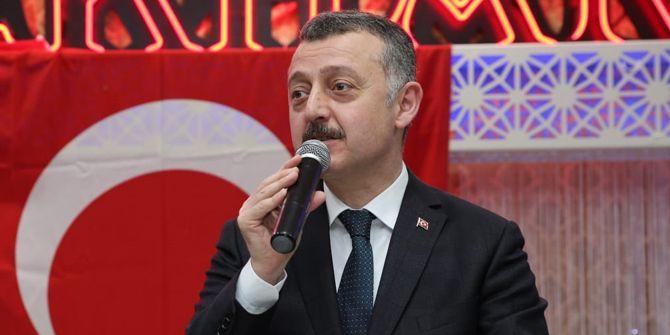 """""""Büyükşehir ve ilçe belediyesi uyumu önemli"""""""