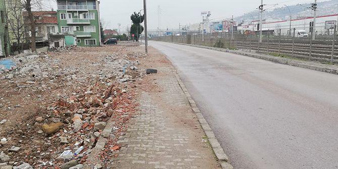 Salim Dervişoğlu Caddesi'ni yeni müteahhit yapacak