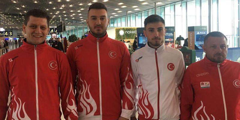 Büyükşehirli Atıcılar olimpiyat yolunda