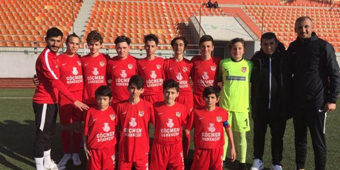 U-14 Play-Off'ta Hisareyn ve Kartepe farklı kazandı
