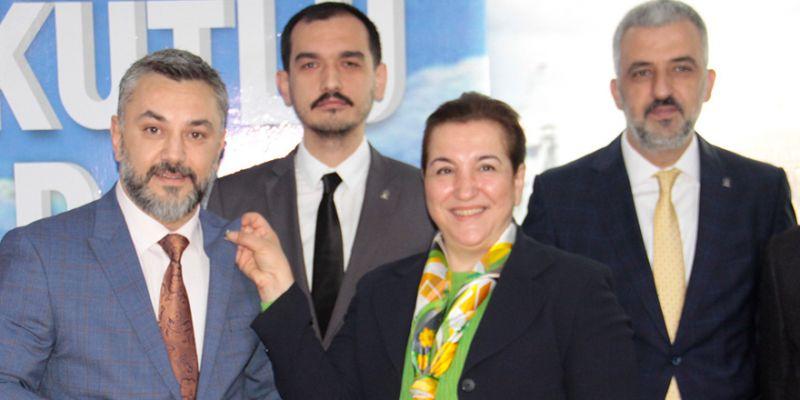 İYİ Partili eski başkan AK Partili oldu