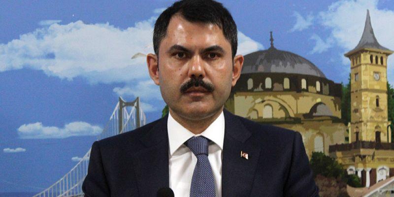 Bakan Kurum Kocaeli'de açıkladı: 'Başvurular 350 bini aştı'