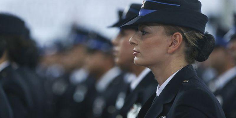 2 bin 500 kadın polis alınacak
