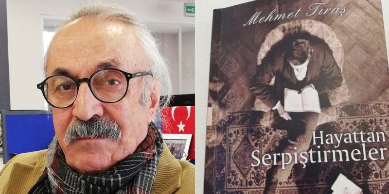 İzmitli yazar Mehmet Tıraş 8'inci kitabını çıkarttı