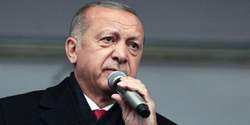 Erdoğan'dan terörle mücadele mesajı