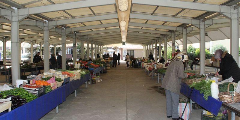 Köylü Pazarı'nda fiyatlar değişmedi