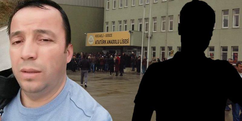 Müdür yardımcısını öldüren öğrenci: 'Olayı hatırlamıyorum'