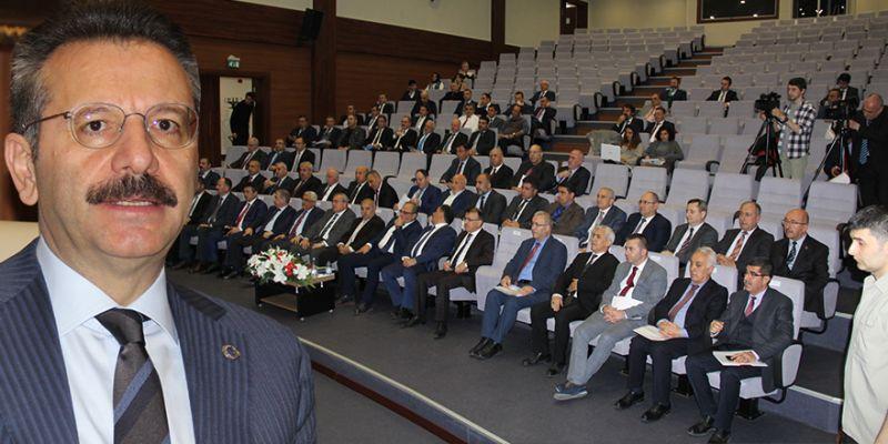 Kocaeli'de bu yılki yatırımların proje tutarı açıklandı