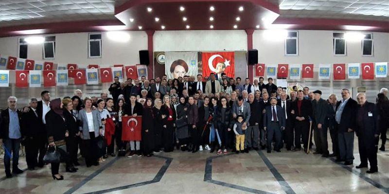 İYİ Parti sandık görevlilerine teşekkür etti