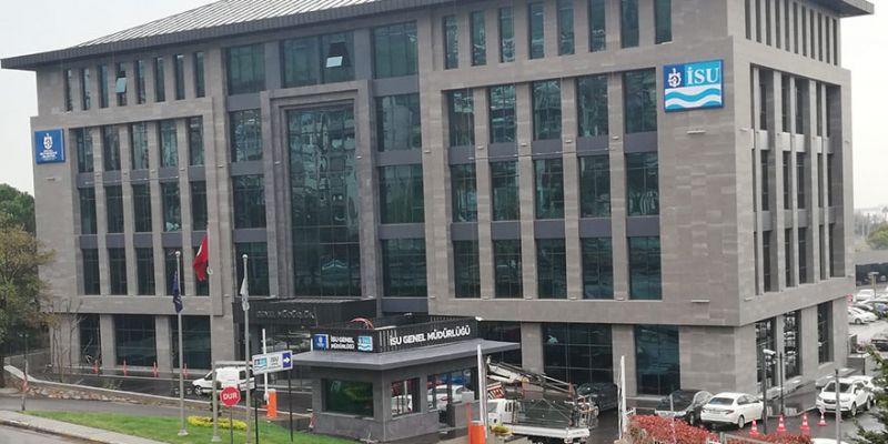 İSU, yeni binaya taşındı