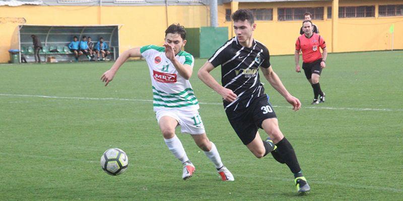 U-19'larda son bilet Hisareynspor'un:1-0