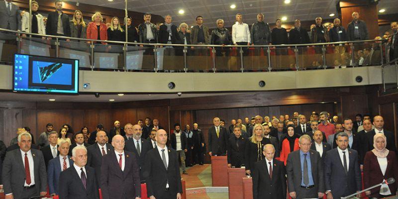 İzmit'te ilk meclis! Komisyonlar belli oldu