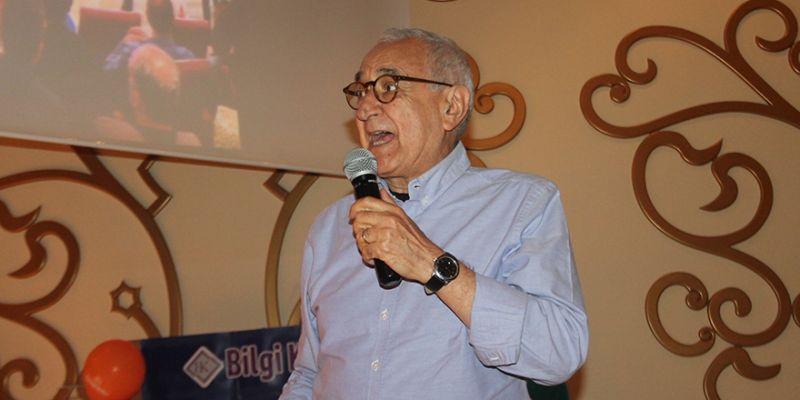 Doğan Cüceloğlu'ndan seminer