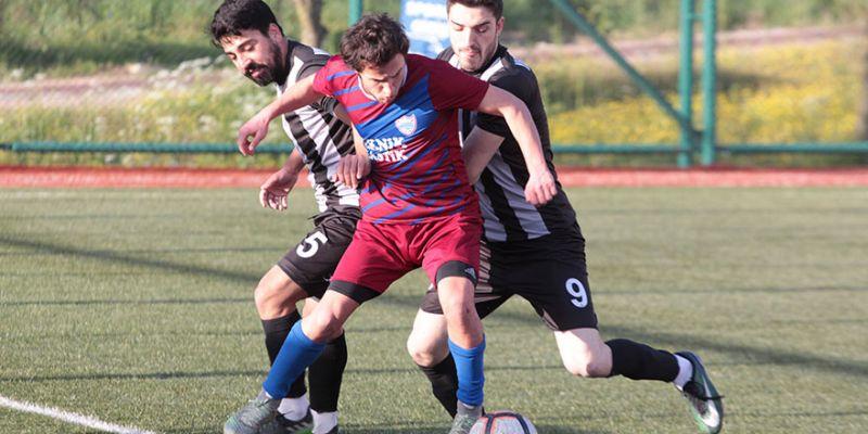 2.Küme Play-Off'ta finaller Esentepe ve M.Ali Kağıtçı'da