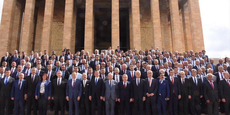 Hürriyet, başkanlar toplantısı için Ankara'da