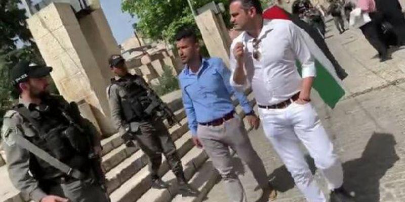 İsrail polisi Kandıralı Kuzu'yu gözaltına aldı