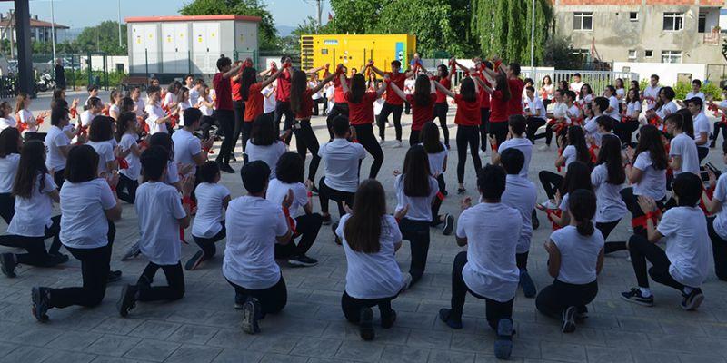 Bahçeşehir Koleji'nde gençlik festivali