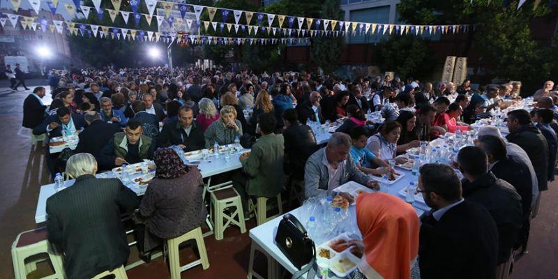 Derince'de 'Pilav Günü' buluşması