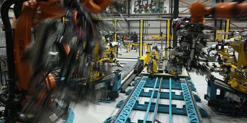 Dünya devlerinin robotik üretim hatları Kocaeli'den