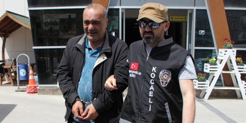AVM önünde yakalanan suç makinesi tutuklandı