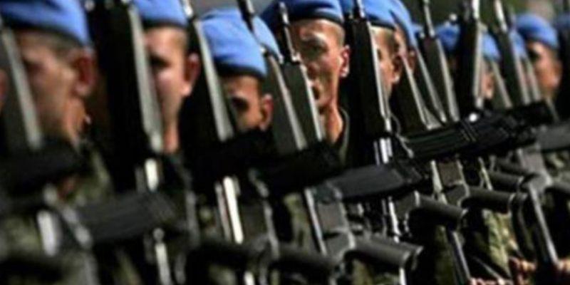 Yeni askerlik sistemi teklifi Meclis'te