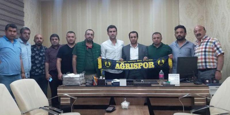 Yusuf Tokuş, Ağrıspor'un teknik direktörü oldu