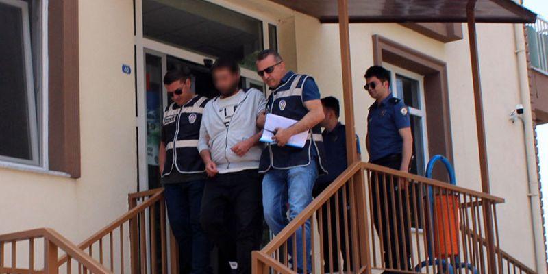 Asansör hırsızları Kocaeli'de yakalandı