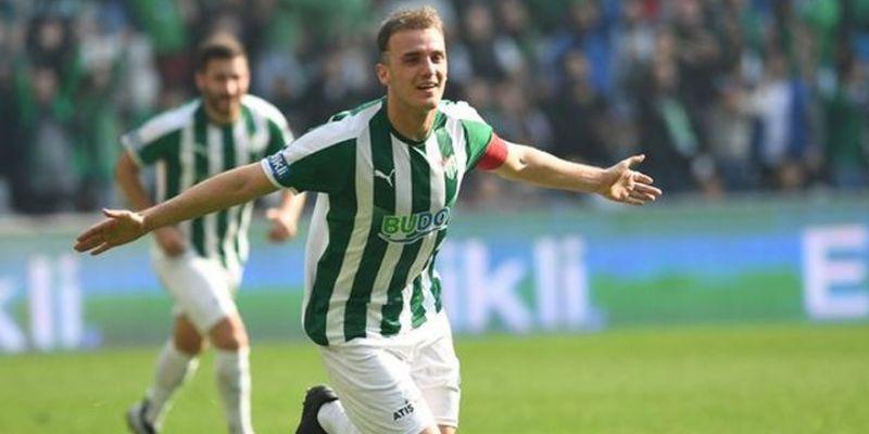 Merih'in ardından Kocaelili o futbolcu da Serie A'ya gidiyor
