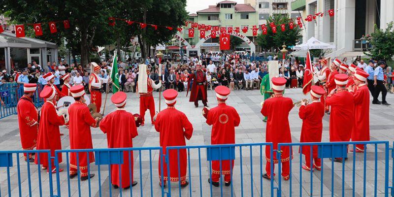 Kiraz Festivali coşkulu başladı